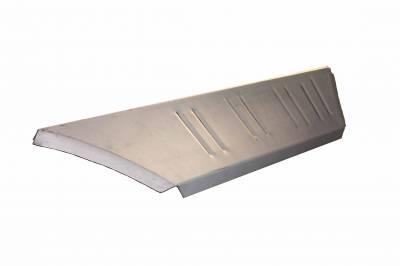 Dart Swinger 67-76 Sport & Demon 70-76 Trunk Filler Panel - Passenger Side