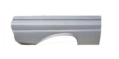 Ford Falcon Futura 64-65 Lower Quarter Panel 2 Door - Passenger Side