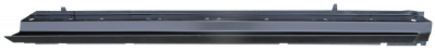 84-'01 JEEP CHEROKEE ROCKER PANEL, PASSENGER'S SIDE