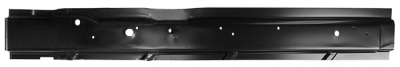 84-'01 JEEP CHEROKEE ROCKER PANEL BACKING PLATE, DRIVER'S SIDE