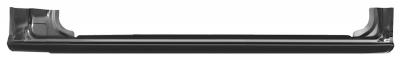 96-'10 CHEVROLET VAN SLIDING DOOR FULL ROCKER PANEL, PASSENGER'S SIDE 0812-112
