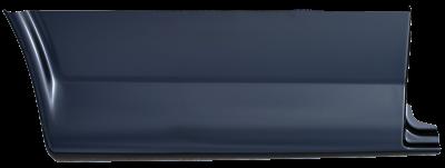 96-'15 CHEVROLET VAN FRONT LOWER QUARTER SECTION PASSENGER'S SIDE LWB