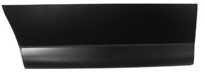 96-'10 CHEVROLET VAN LOWER FRONT DOOR SKIN, DRIVER'S SIDE