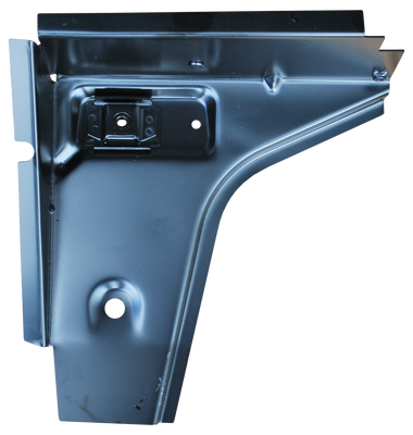 """'76-'95 CJ7 AND YJ WRANGLER FRONT FLOOR """"TOE BOARD"""" SUPPORTS, PASSENGER'S SIDE"""