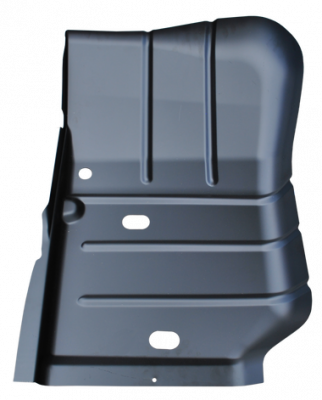 '07-'18 JEEP WRANGLER, AND WRANGLER UNLIMITED FRONT FLOOR PAN SECTION, DRIVER'S SIDE