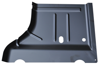 '07-'18 JEEP WRANGLER, AND WRANGLER UNLIMITED REAR FLOOR PAN SECTION, PASSENGER'S SIDE