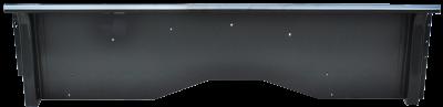 47-'53 CHEVROLET/GMC SHORT STEP BEDSIDE W/O STAKE POCKET HOLES, PASSENGER'S SIDE