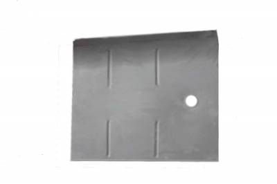 J Series Cherokee - 1962-1971 - Jeep J Series Cherokee Wagoneer & Pickup 62-89 Front Floor Pan Section - Passenger Side