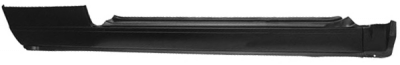 3-Series - 1984-1990 - 84-90 BMW 3-SER ROCKER PANEL 2DR - PASSENGER SIDE