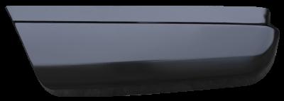 J Series Wagoneer - 1972-1988 - 63-'91 JEEP WAGONEER REAR LOWER QUARTER PANEL SECTION, DRIVER'S SIDE