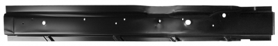 XJ Cherokee - 1984-2001 - 84-'01 JEEP CHEROKEE ROCKER PANEL BACKING PLATE, PASSENGER'S SIDE