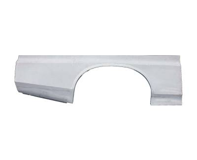 Torino - 1972-1976 - Ford Torino 72-76 Lower Quarter Panel 2 Door - Passenger Side