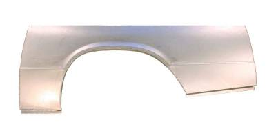 Malibu - 1978-1983 - Chevelle Malibu 78-83 & El Camino 78-87 Lower Quarter panel 2 Door - Driver Side