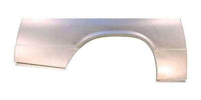 El Camino - 1978-1987 - Chevelle Malibu 78-83 & El Camino 78-87 Lower Quarter panel 2 Door - Passenger Side