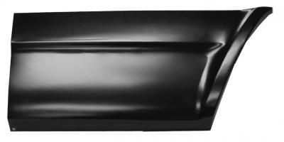 Full Size Van - 1971-1995 - 71-'95 CHEVROLET VAN REAR LOWER QUARTER PANEL SECTION, PASSENGER'S SIDE