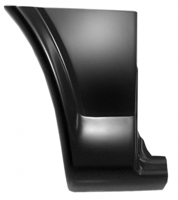 Savana Van - 2003-2015 - 96-'10 CHEVROLET VAN FRONT LOWER QUARTER PANEL SECTION PASSENGER'S SIDE