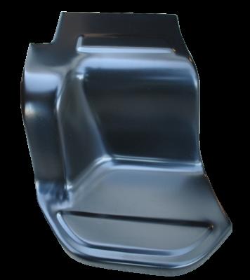 73-'87 C10, CHEVROLET PICKUP STEPSIDE, BED STEP, DRIVER'S SIDE