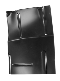 Suburban - 1973-1991 - 73-'87 CHEVROLET PICKUP CAB FLOOR WITH BACKING PLATE, DRIVER'S SIDE