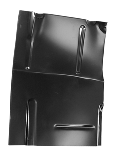Suburban - 1973-1991 - 73-'87 CHEVROLET PICKUP CAB FLOOR WITH BACKING PLATE, PASSENGER'S SIDE