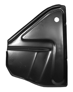 Suburban - 1973-1991 - 73-'80 CHEVROLET PICKUP BATTERY TRAY SUPPORT