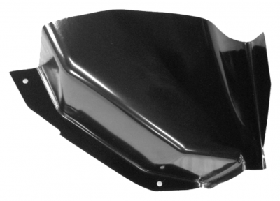 Suburban - 1973-1991 - 73-'87 CHEVROLET PICKUP AIR VENT COWL LOWER SECTION, DRIVER'S SIDE