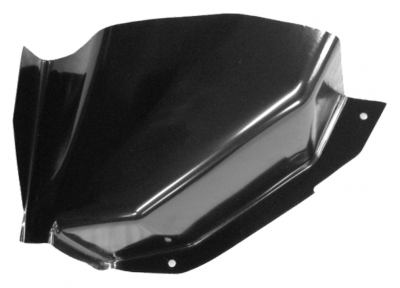Suburban - 1973-1991 - 73-'87 CHEVROLET PICKUP AIR VENT COWL LOWER SECTION, PASSENGER'S SIDE