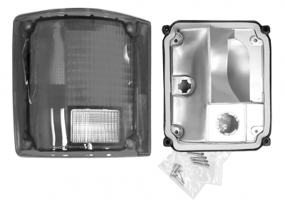Suburban - 1973-1991 - 73-'91 BLAZER & JIMMY TAIL LIGHT ASSEMBLY WITHOUT TRIM, DRIVER'S SIDE