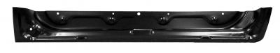 Pickup - 1988-1998 - 88-'98 CHEVROLET PICKUP FRONT DOOR INNER BOTTOM, PASSENGER'S SIDE