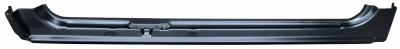 Silverado Pickup - 1999-2006 - 99-'06 CHEVROLET SILVERADO FULL ROCKER PANEL EXTENDED CAB, PASSENGER'S SIDE