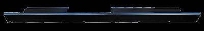 Silverado Pickup - 1999-2006 - '99-'06 SILVERADO CREW CAB SLIP-ON ROCKER, RH