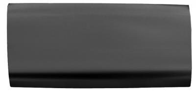 Sierra Pickup - 1999-2006 - 99-'06 CHEVROLET SILVERADO LOWER SKIN REAR DOOR EXTENDED CAB, PASSENGER'S SIDE