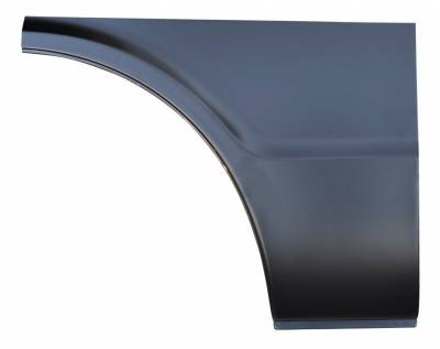 Suburban - 1967-1972 - 67-'72 CHEVROLET SUBURBAN SUBURBAN FRONT LOWER QUARTER PANEL SECTION, RH