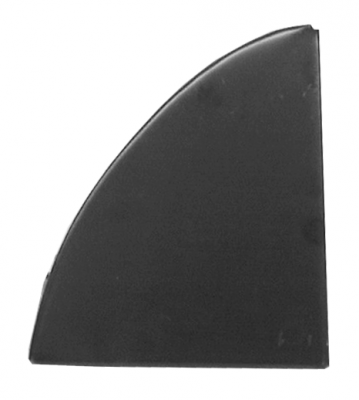 Suburban - 1967-1972 - 67-'72 SUBURBAN REAR BACKING PLATE, PASSENGER'S SIDE