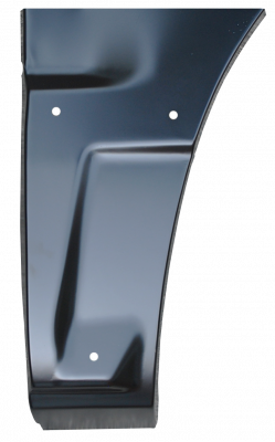 Avalanche - 2001-2006 - 02-'06 AVALANCE FRONT LOWER QUARTER PANEL SECTION, DRIVER'S SIDE (W/CLADDING)