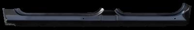 Silverado Pickup - 2007-2013 - 07-'13 CHEVROLET SILVERADO CREW CAB ROCKER PANEL, PASSENGER'S SIDE