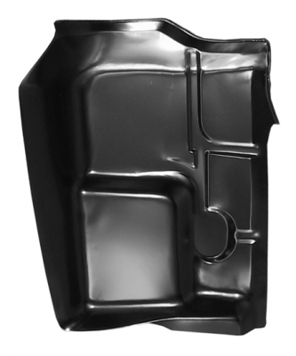 S10 Pickup - 1982-1993 - 82-'94 CHEVROLET S-10 CAB FLOOR PAN, PASSEGER'S SIDE