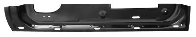 S15 Jimmy - 1995-2005 - 94-'05 CHEVROLET S-10 FRONT INNER DOOR BOTTOM, DRIVER'S SIDE