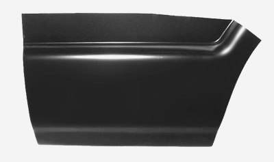 S15 Jimmy - 1995-2005 - 95-'05 CHEVROLET S-10 LOWER FRONT QUARTER PANEL SECTION , DRIVER'S SIDE