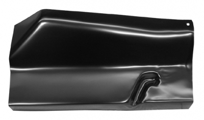 Ram Pickup - 1981-1993 - 81-'87 DODGE PICKUP CAB FLOOR OUTER REAR SECTION, DRIVER'S SIDE