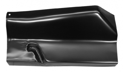 Ram Pickup - 1981-1993 - 81-'87 DODGE PICKUP CAB FLOOR OUTER REAR SECTION, PASSENGER'S SIDE