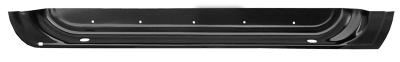 Ram Pickup - 1994-2001 - 94-'01 DODGE RAM INNER FRONT DOOR BOTTOM, DRIVER'S SIDE