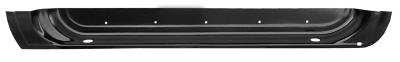Ram Pickup - 1994-2001 - 94-'01 DODGE RAM INNER FRONT DOOR BOTTOM, PASSENGER'S SIDE