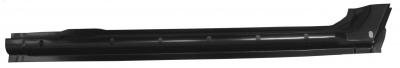 Ram Pickup - 1994-2001 - 98-'01 DODGE RAM INNER ROCKER PANEL QUAD CAB, PASSENGER'S SIDE