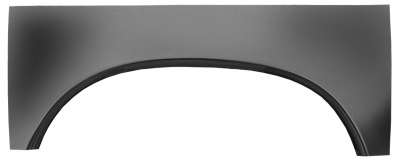 Ram Pickup - 2002-2008 - 02-'08 DODGE RAM UPPER WHEEL ARCH, DRIVER'S SIDE