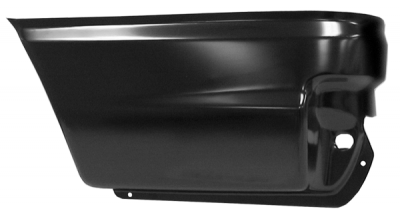 Econoline Van - 1992-2017 - 92-'10 FORD VAN REAR LOWER QUARTER PANEL SECTION REGULAR (STANDARD) VAN, DRIVER'S SIDE