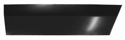 Econoline Van - 1992-2017 - 92-'10 FORD VAN FRONT LOWER DOOR SKIN, PASSENGER'S SIDE
