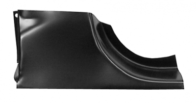 Bronco - 1980-1986 - 80-'96 FORD PICKUP FRONT DOOR LOWER FRONT PILLAR, DRIVER'S SIDE