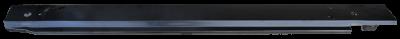 F150 Pickup - 1987-1991 - 87-'96 FORD PICKUP ROCKER PANEL, PASSENGER'S SIDE (EXACT FIT)