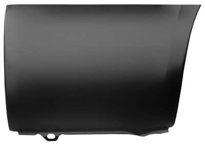 Super Duty Pickup - 2011-2016 - 99-'15 FORD SUPERDUTY LOWER FRONT BED SECTION, DRIVER'S SIDE