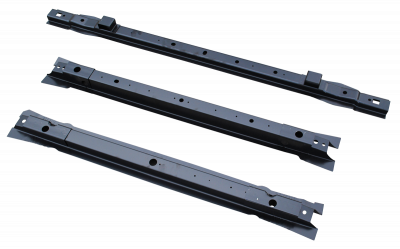 Super Duty Pickup - 2011-2016 - 99-'15 FORD SUPERDUTY BED FLOOR CROSS SILL REPAIR KIT FOR 6.5' BED